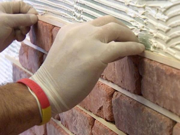 Układanie cegły dekoracyjnej instrukcja montażu