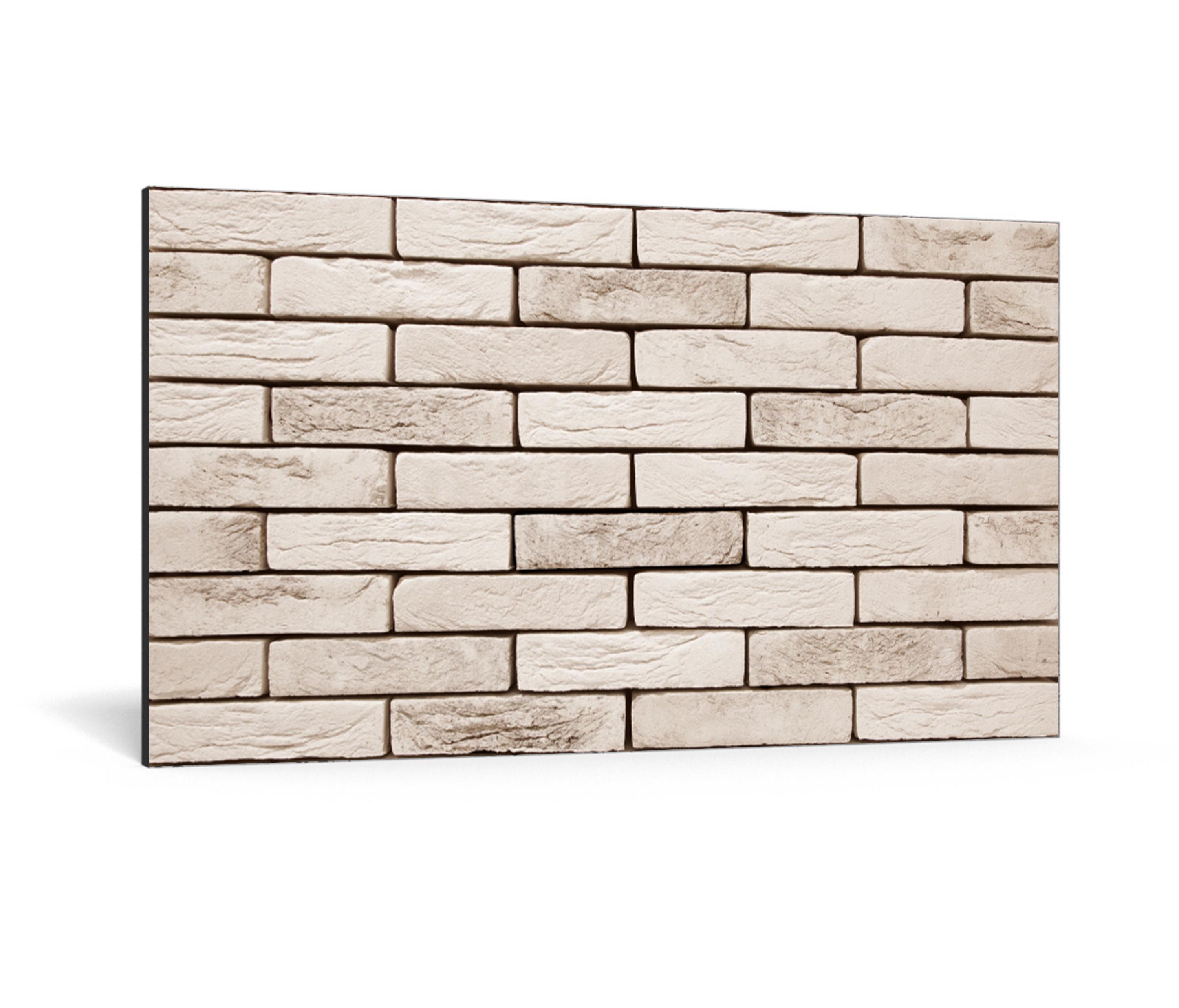 Wspaniały Imitacja Cegły Panel 3d 100cm x 50cm - INTERDEK.pl - CENTRUM EF05